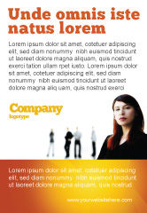 Careers/Industry: Netwerken Advertentie Template #03552