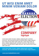 America: USA Elections Ad Template #03595