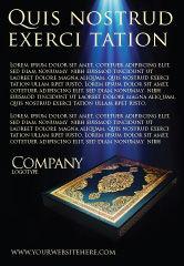 Religious/Spiritual: Plantilla de publicidad - corán #03651