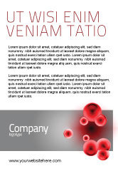 Medical: Erythrocytes Ad Template #03708