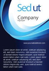 Business Concepts: Plantilla de publicidad - programa de liderazgo #03720