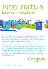 Telecommunication: Information Range Ad Template #03755
