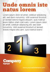 Business Concepts: 获奖地点广告模板 #03765