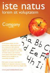Education & Training: Elementary School Ad Template #03795