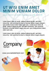 Medical: Paediatrist Ad Template #03835