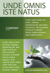 Nature & Environment: New Sprout Ad Template #03899