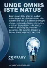 Global: Plantilla de publicidad - progreso tecnológico #03929