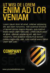 Careers/Industry: Modelo de Anúncio - segurança no trabalho #03946