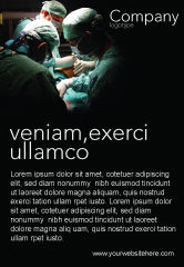 Medical: Major Surgery Ad Template #03979
