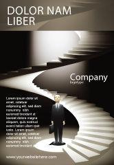 Careers/Industry: Modèle de Publicité de promotion de carrière #04005
