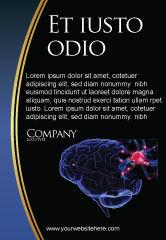 Medical: Brain Receptor Ad Template #04218