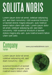 Global: Green Land Ad Template #04269