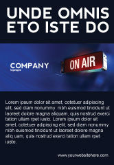 Careers/Industry: Live Broadcast Ad Template #04285