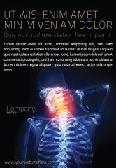 Medical: Neck Pain Ad Template #04292