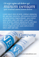 Careers/Industry: New Press Ad Template #04346