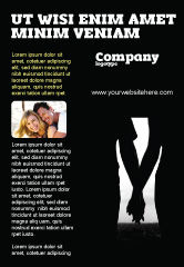 People: Verwantschap Advertentie Template #04476