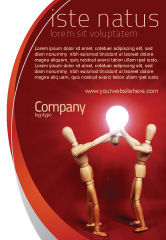 Consulting: Teamwork Result Ad Template #04498