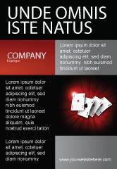 Careers/Industry: Aces Ad Template #04536