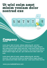 Medical: Modèle de Publicité de dosage médicamenteux #04625