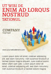 Careers/Industry: Absolute Monarchy Ad Template #04700