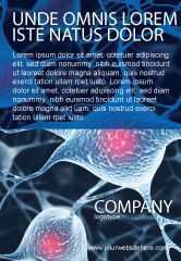 Medical: Neurons Ad Template #04703
