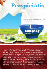 Food & Beverage: Milk Feeding Ad Template #04747