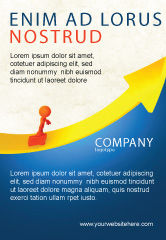 Careers/Industry: Verbetering Advertentie Template #04786