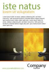 Careers/Industry: Plantilla de publicidad - diseño sostenible #04962