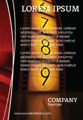 Careers/Industry: Modelo de Anúncio - faixa de cinema #05073
