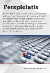Medical: Pharmacological Solution Ad Template #05100