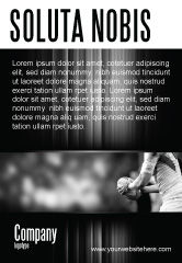 Sports: Rugby Football Ad Template #05421