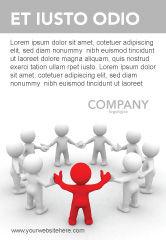 Consulting: Unie Advertentie Template #05459