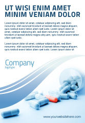 Medical: Drug Therapy Ad Template #05497