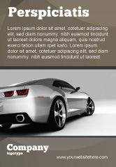 Cars/Transportation: 汽车广告模板 #05566