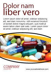 Medical: 광고 템플릿 - 약물 치료 #05572