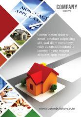 Construction: De Planning Voor De Bouw Van Een Voorstad Advertentie Template #05866