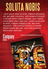 People: Breakdance Advertentie Template #05913