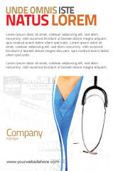 Medical: Physician Ad Template #06055