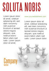 3D: Togetherness Ad Template #06092