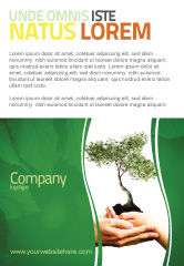 Nature & Environment: Growth Ad Template #06130