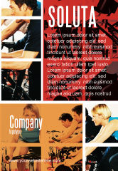 Sports: Sport Gym Ad Template #06294