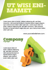 Financial/Accounting: Mortgage Money Ad Template #06459