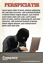 Legal: Hacking Ad Template #06485