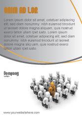 Education & Training: 광고 템플릿 - 구조 #06509