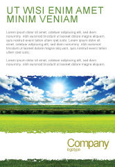 Nature & Environment: Bright Day Ad Template #06630