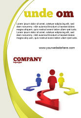 Business Concepts: Life Choices Ad Template #06753