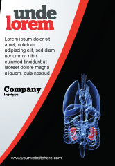 Medical: Kidney Ad Template #06769
