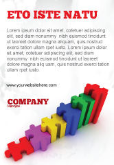 Consulting: Stages Advertentie Template #07202