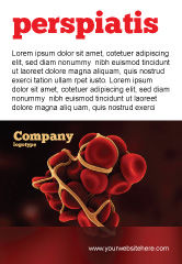 Medical: Blood Thrombus Ad Template #07309