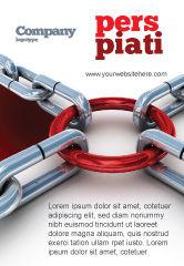 Consulting: Modèle de Publicité de lien principal #07441